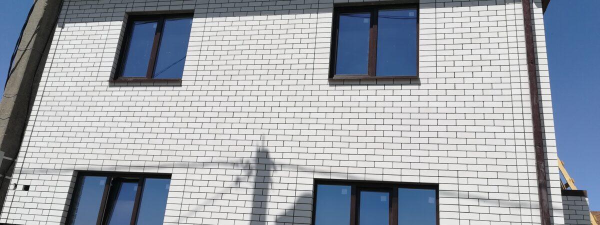 остекление домов в ставрополе, Окна ПВХ