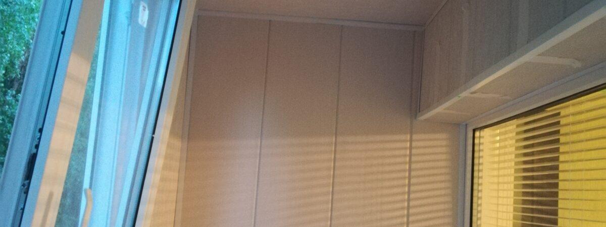 обшивка и утепление балконов в ставрополе, Окна ПВХ