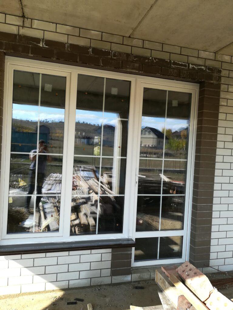 окна, балконы, лоджии, двери ПВХ